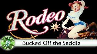 Rodeo slot machine