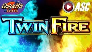 •QUICK HIT SLOTS FRIDAY!• TWIN FIRE (BALLY) | •️ QUICK HIT SLOTS GAME APP REVIEW!