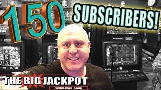 150,000 Live High Limit Slot Play Mega Booms  The Big Jackpot