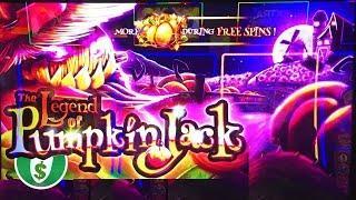 •️ NEW -  The Legend of Pumpkin Jack slot machine, bonus