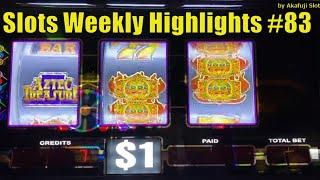 Slots Weekly Highlights #83 For you who are busy•
