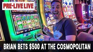 • Pre-Live LIVE • Cosmopolitan Las Vegas