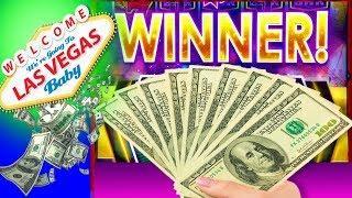 •WINNING AT THE CASINO $$$ LAS VEGAS SLOTS•MAKING MONEY• CASINO GAMBLING•