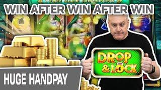 ⋆ Slots ⋆ Las Vegas Slots = WIN After WIN After WIN ⋆ Slots ⋆ Drop & Lock Makes Me RICH & RICHER!