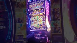 Buffalo Diamond X 4 Free spins small bet BIG WIN