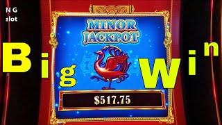 FU YANG Slot Machine BIG WIN  •️Progressive Jackpot•️ Bonus
