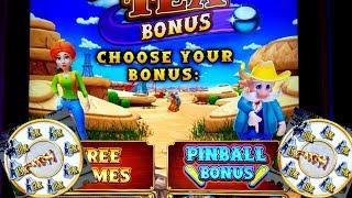 Texas Tea Slot Machine 15x Multiplier Big Win & Max Bet Bonus Won   Great Session   Live Slot Play