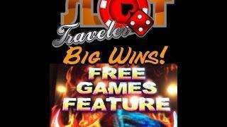 Rumble Rumble $4 Bet Free Games & Re-Triggers - SlotTraveler