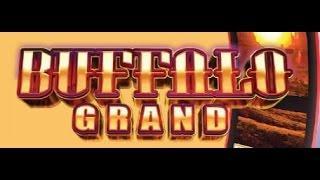 Buffalo Grand Bonus Decent Win with retriggers