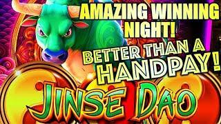 ⋆ Slots ⋆AMAZING WINNING NIGHT!⋆ Slots ⋆ HUGE WIN!! I COULDN'T STOP WINNING! JINSE DAO OX Slot Machine (SG)
