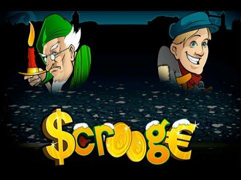 Free Scrooge slot machine by Microgaming gameplay ★ SlotsUp