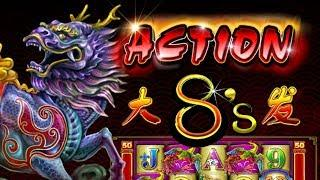 Miss Kitty Gold • Wild Panda Gold • Action 8s ⑧⑧⑧ The Slot Cats •
