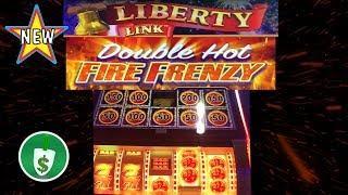 •️ NEW - Liberty Link Double Hot Fire Frenzy slot machine, bonus