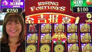 RISING FORTUNES-BONUSES-$8.80 BET