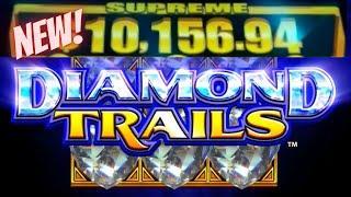 NEW⋆ Slots ⋆ ⋆ Slots ⋆DIAMOND TRAILS Ocean Winnings & Safari Winnings⋆ Slots ⋆ (Konami)