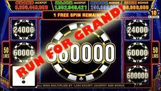 I almost had it! Lightning Link! 2017 Huge WINS! (Online Slot Machine!)