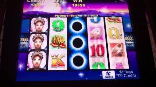 Aristocrat - Shaman's Magic - Borgata Hotel and Casino - Atlantic City, NJ