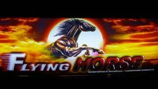 Flying Horse Slot BONUS - BIG WIN!  Horses CAN Fly! at Pechanga Resort and Casino