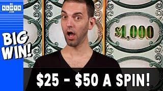 • $25-$50 SPINS • Green Machine DELUXE (S. 26 • Ep. 5)
