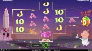 When Pigs Fly Slot - NetEnt Promo