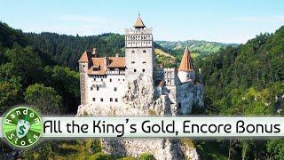 All the King's Gold slot machine, Nice Encore Bonus