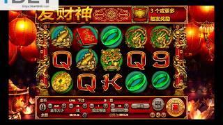 iHABA Fa Cai Shen  Slot Game •ibet6888.com