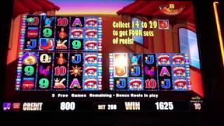 More Chilli ($2 Bet) Free Spin Bonus Game 4 Games Unlocked (Good Win)