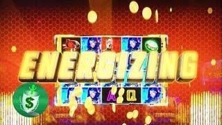 Cyber Fantasy slot machine, 2 sessions