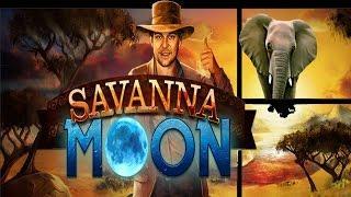 Savanna Moon - Bally Wulff Slot - BIG WIN - 1€ BET!