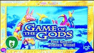 Game of the Gods slot machine, bonus