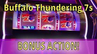 South Point • | Ultimate Fireball Link • | Buffalo Thundering 7s • | The Slot Cats •