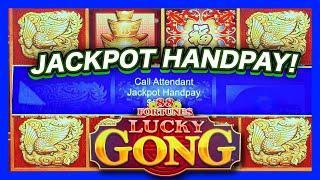 JACKPOT! 88 FORTUNES LUCKY GONG BIG WINS & JACKPOT HANDPAY ARIZONA CASINO STYLE ⋆ Slots ⋆