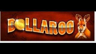 Ainsworth Dollaroo $1 High Limit $10 bet HUGE WIN Free Spin Bonus!