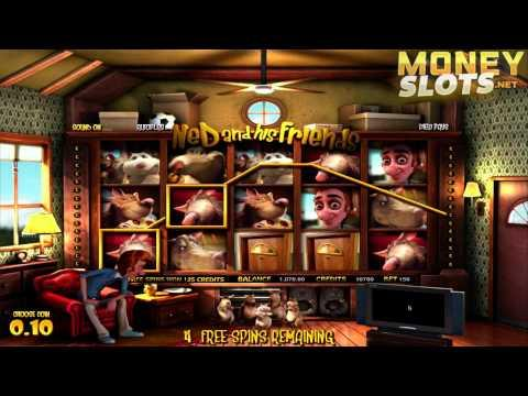 Ned and his Friends Video Slots Review | MoneySlots net