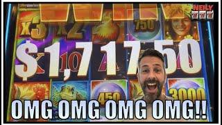 WILD WILD PEARL HANDPAY JACKPOT! I cannot lose on these slots! It's INCREDIBLE! #AD