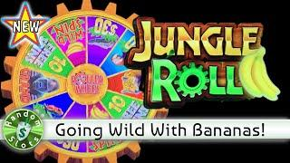 •️ New - Roller Wheel Jungle Roll, Bonus