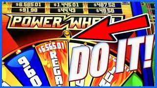 • MASSIVE $6,565 REGAL JACKPOT • POWER WHEEL SLOT FU MOMENT! Slot Traveler