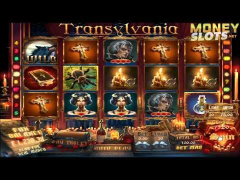 Transylvania Video Slots Review | MoneySlots.net
