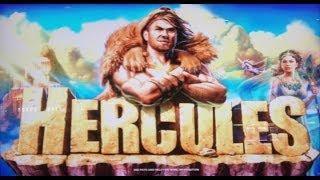 WMS Gaming - Hercules Slot Line Hit&Bonus NICE W