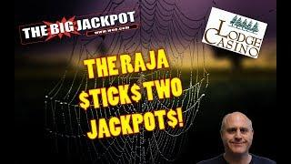 The Raja Scores Twice In A Row On Black Widow •