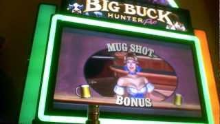 Big Buck Hunter Mug Shots Slot Bonus