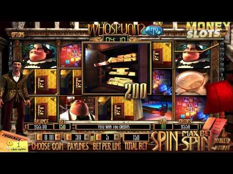 WhoSpunIt? Video Slots Review | MoneySlots.net