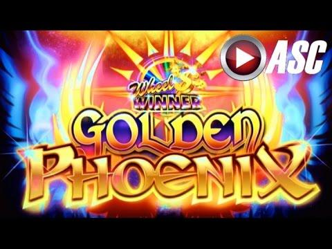*NEW* GOLDEN PHOENIX | NICE WIN! MAX BET! Slot Machine Bonus (Ainsworth)