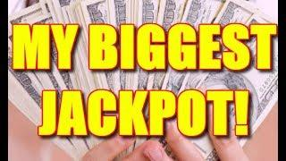 • MY BIGGEST JACKPOT • FEELING SUPER LUCKY | MASSIVE HANDPAY
