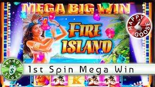 • - Fire Island slot machine, Big Win Bonus