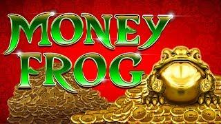 Money Frog Slot - NICE SESSION, ALL FEATURES!