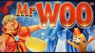 MR. WOO : MAX BET - BIG WIN - ARISTOCRAT
