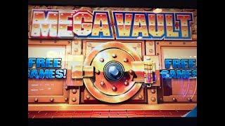 •MAX BET ! MEGA VAULT !•$400 Free Play Slot Live / Mega Vault Slot (IGT) $4.00 Max Bet/Barona•彡栗スロ