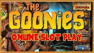 • BIG Online Casino Slots Session • The Goonies Slot @ Dream Vegas !