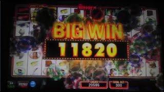 The Hangover SLOT - BONUS GAME - $ BIG WIN $ @ Mirage Casino Las Vegas